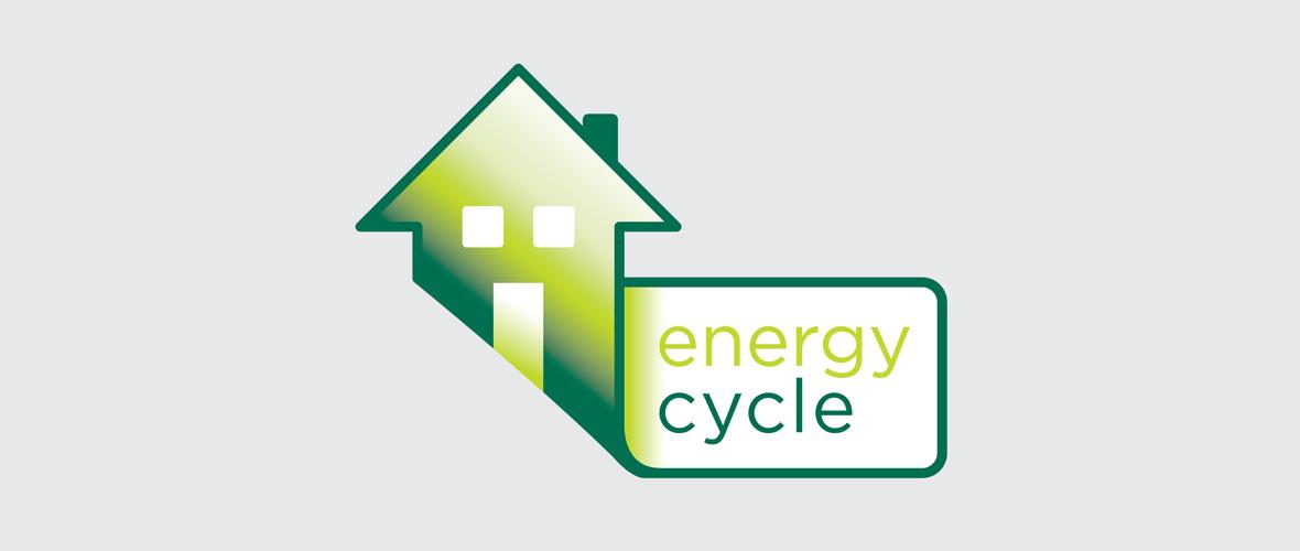 Energy Logo Business Card Design