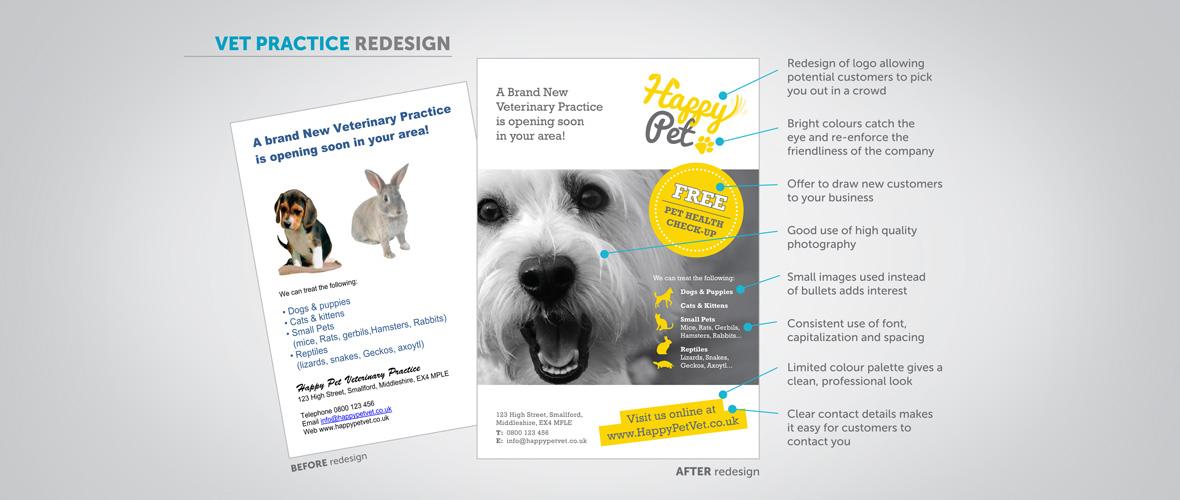 Vet Practice Branding Redesign 5