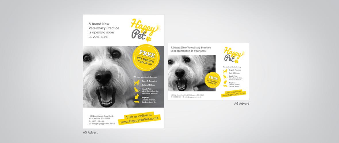Vet Practice Branding Redesign 2