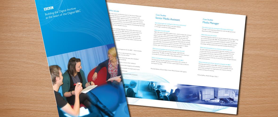 Career Leaflet Design