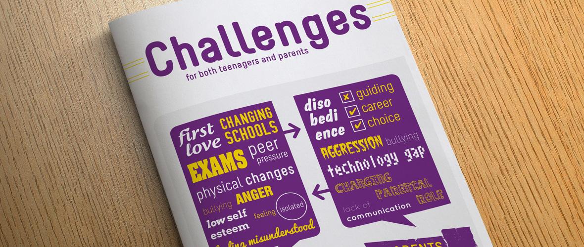 Life Coach Leaflet Design
