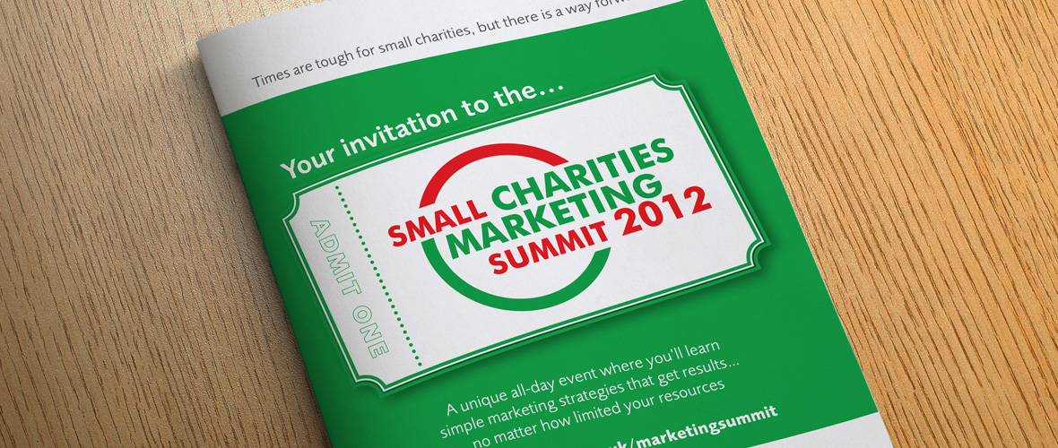 Charity Booklet Design