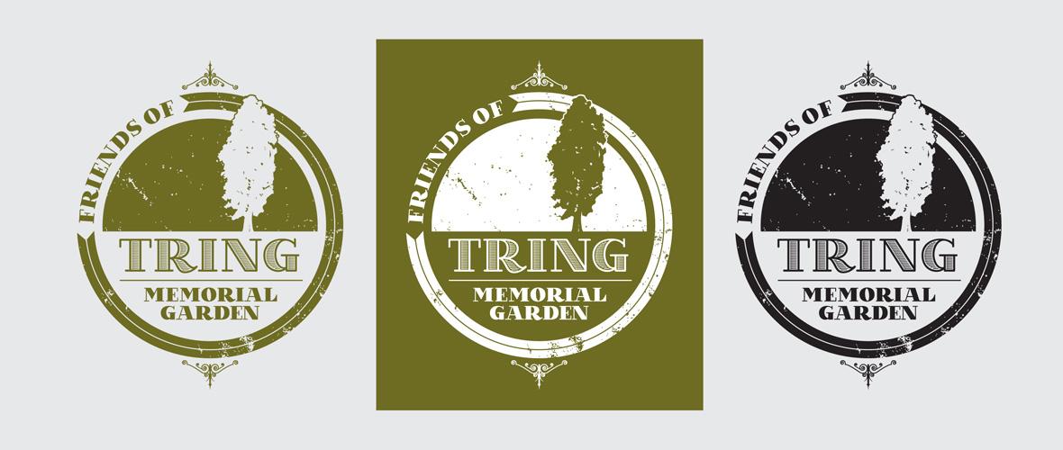 Tring Garden Logo Design 2
