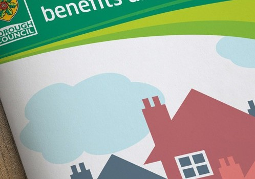 Benefits Booklet Design