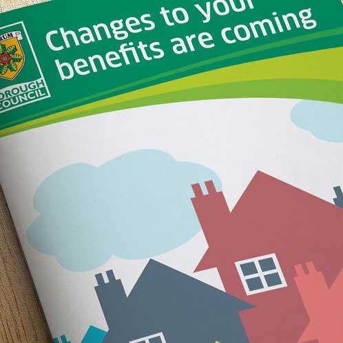 Benefits Booklet Design