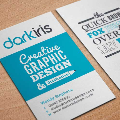Why Are You Called 'Dark Iris Design'?