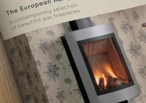 Multiglow 'European Range' Interior Brochure Design