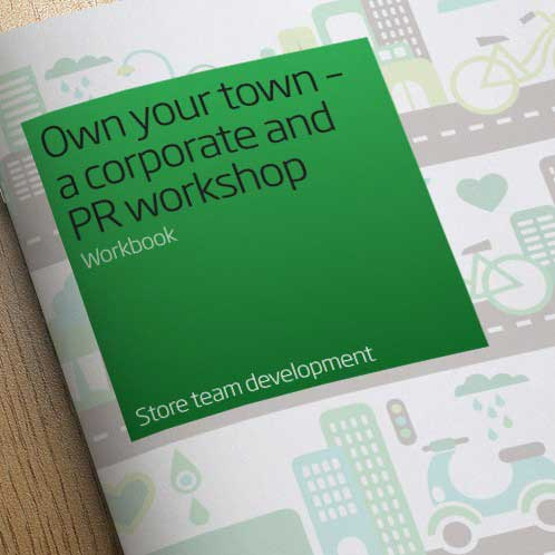Training Workbook Design