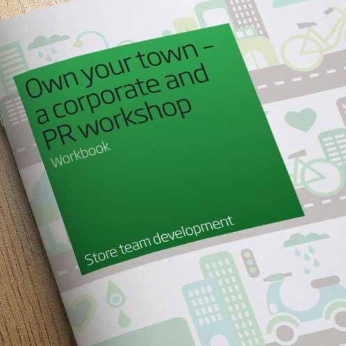 Training Workbook Design