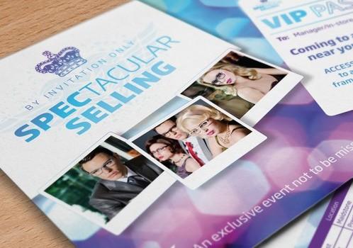 Seminar Invite Design