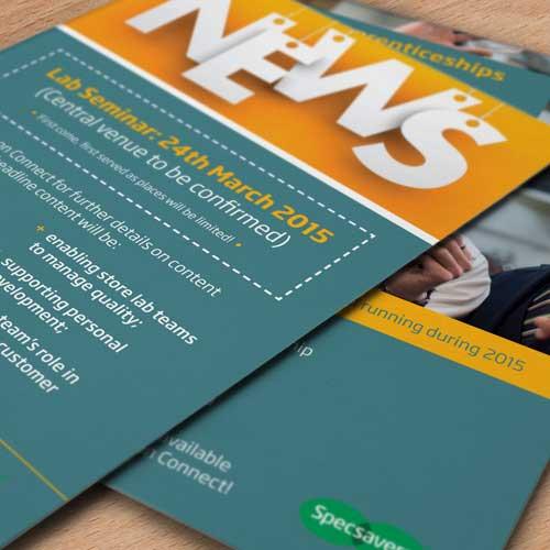 Seminar Leaflet Design